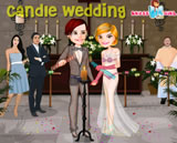 Candle esküvőre készül