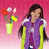 Barbie virágboltja